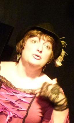 Sophie Nowak, comédienne, auteure, metteure en scène